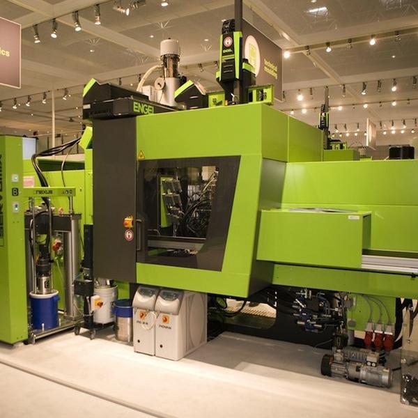 Машина для процесса литьевой технологии