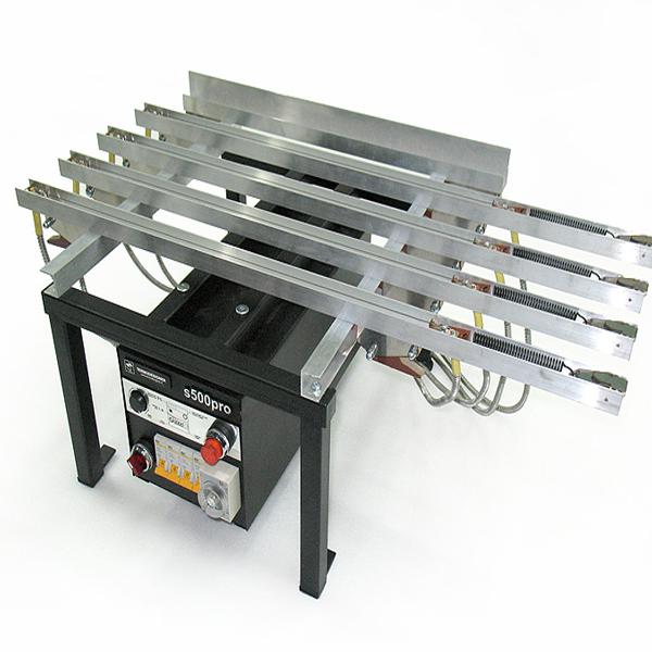 Специалный станок для гибки оргстекла: термодизайнер