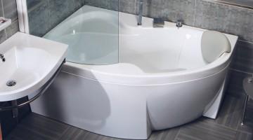 Виды и описание 170 см акриловых ванн