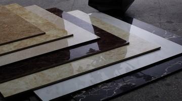 Виды и характеристики акриловой плитки