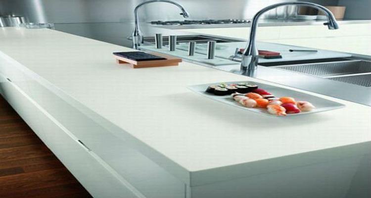 Столешница для кухни акриловые по индивидуальным размерам столешница для кухни купить в краснодаре