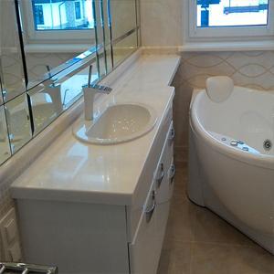 Все об акриловой столешницы для ванной