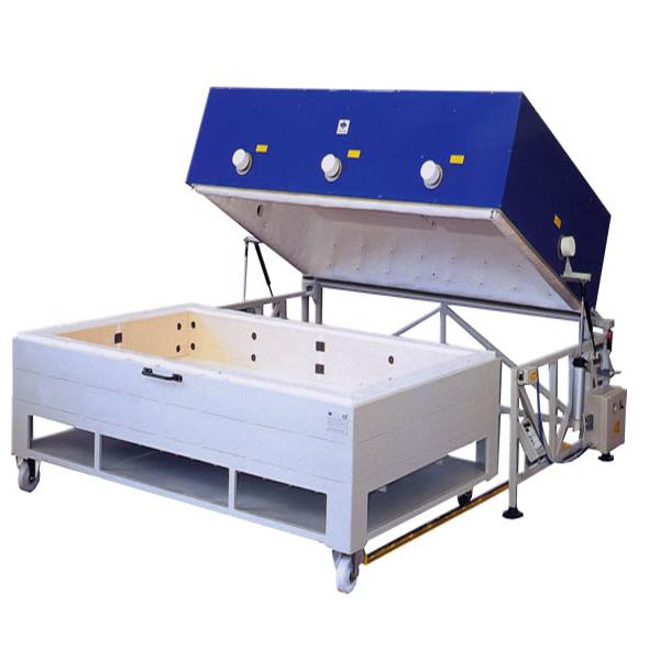 Оборудование для термоформинга акрилового камня