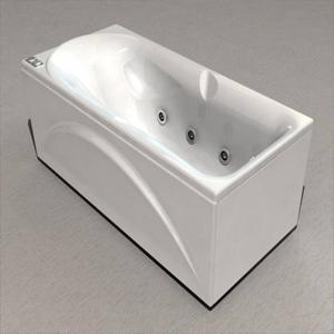 Подробное описание акриловой ванны 150
