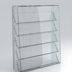 Подробное описание витрин из оргстекла