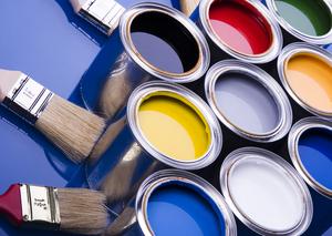 Акриловая краска для наружных работ по бетону