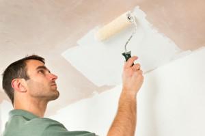 Акриловые краски для потолка в доме
