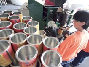 производство краска водно дисперсионная акриловая